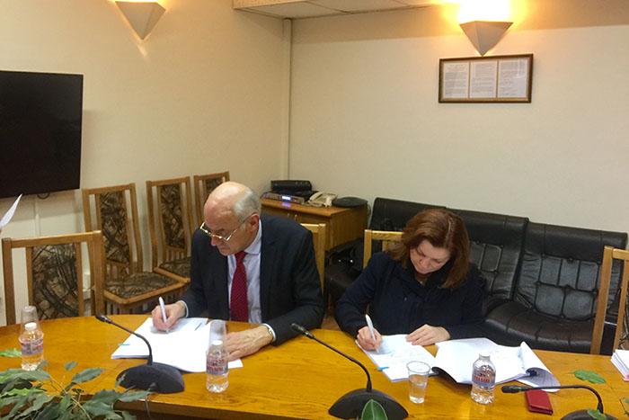 КЕВР и Европейската банка за възстановяване и развитие подписаха споразумение за подкрепа в областта на регулаторната дейност