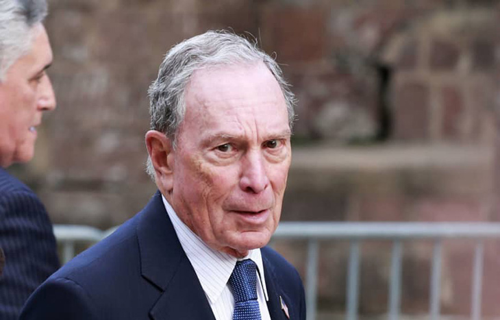 U.S. billionaire Michael Bloomberg pledges $500 million to fight climate change.