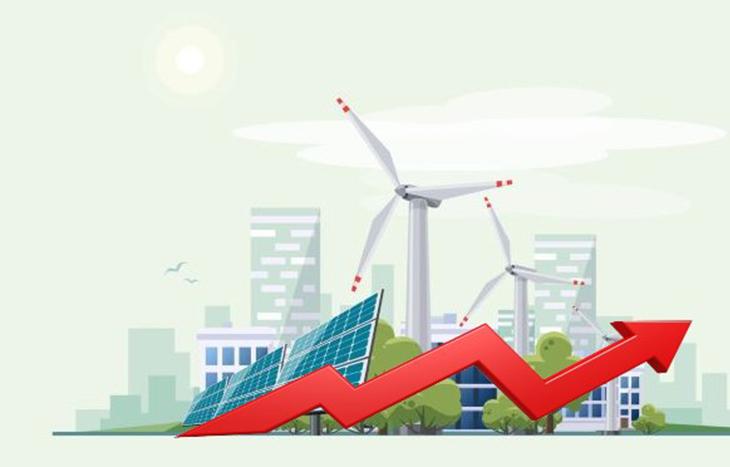 Инвестициите във ВЕИ през 2018 г. са спаднали с 11 %