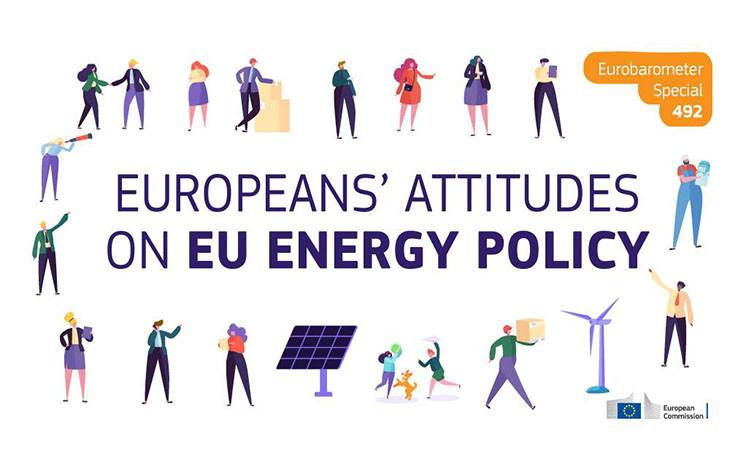 Eurobarometer survey confirms public support for energy policy objectives.