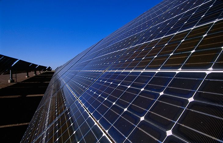 Tech giants power record surge in renewable energy sales.